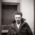 """Bokförlaget Max Ström AB / Pressbild till boken """"Strindbergs Världar"""" , fri publicering endast i resenstion av boken."""