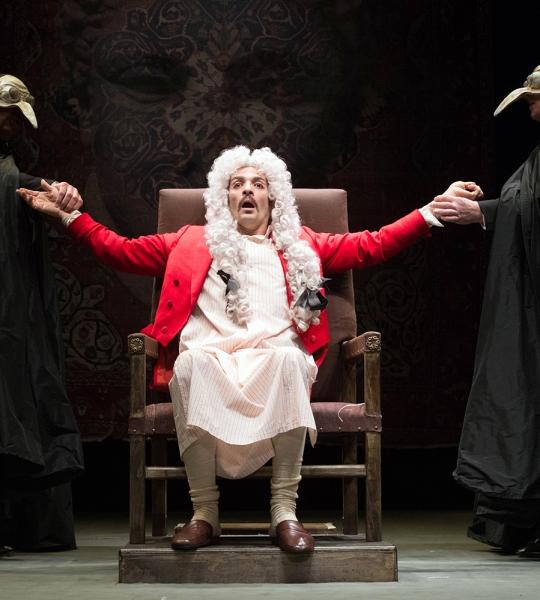 """""""Il re qui sono io"""" da Molière a Goldoni"""