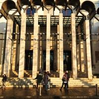 INAUGURAZIONE PARMA CAPITALE DELLA CULTURA 2020 – STEFANIA AUCI E GIANRICO CAROFIGLIO