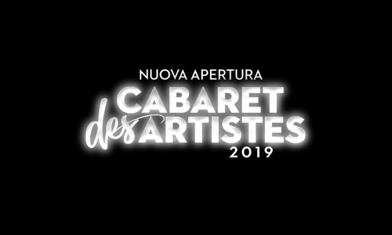 APRE IL CABARET DES ARTISTES!