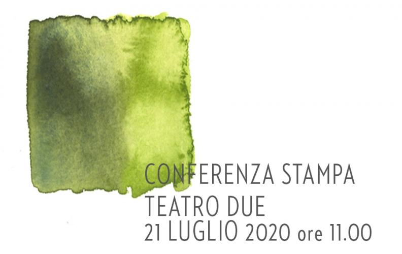 Conferenza Stampa di presentazione dell'Attività settembre/dicembre 2020