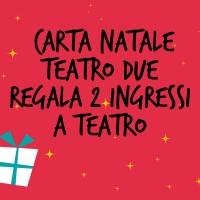 Regala il teatro per Natale