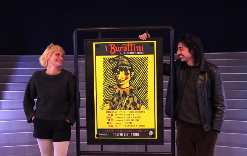 Presentata la rassegna Burattini a Teatro Due