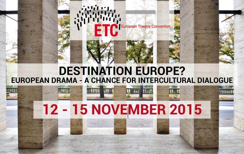 Assemblea di ETC: il ruolo del Teatro in un'Europa che cambia