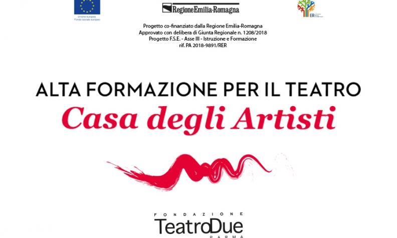 CASA DEGLI ARTISTI 2019 – PROROGATO IL TERMINE PER L'INVIO DELLE DOMANDE