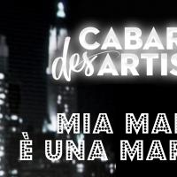 CABARET DES ARTISTES – MIA MAMMA È UNA MARCHESA