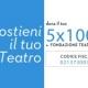 IL TUO 5×1000 A FONDAZIONE TEATRO DUE – SOSTIENI IL TUO TEATRO