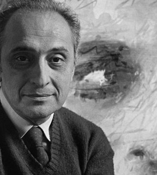 IL CAFFÉ DELLE 5 – Enzo Siciliano intervistato da Franco Però su Lo Straniero