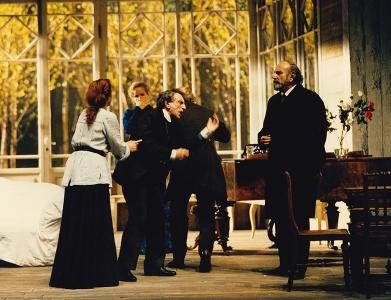 Zio Vanja, regia di Peter Stein (1996)