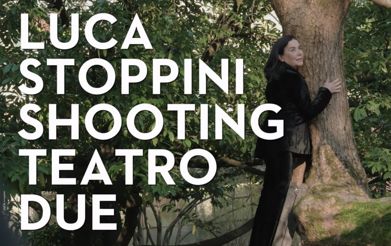 LUCA STOPPINI SHOOTING TEATRO DUE