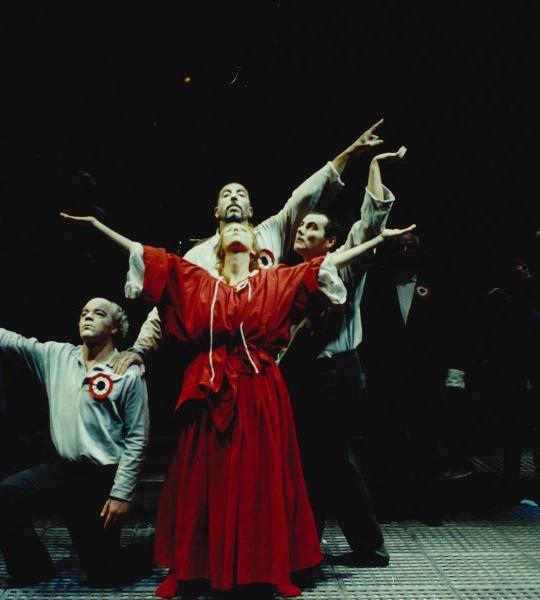 Marat – Sade (2005)