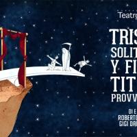 TRISTE SOLITARIO Y FINAL TITOLO PROVVISORIO, MARTEDÍ 26 GENNAIO IL DEBUTTO