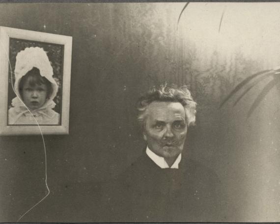 August Strindberg 1849 – 1912