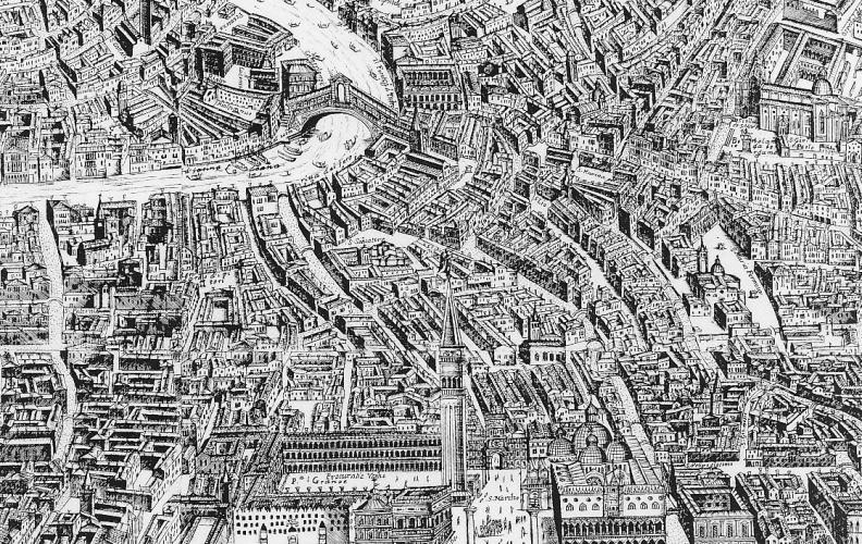 Veleggiare: Mappe, a proposito di Goldoni