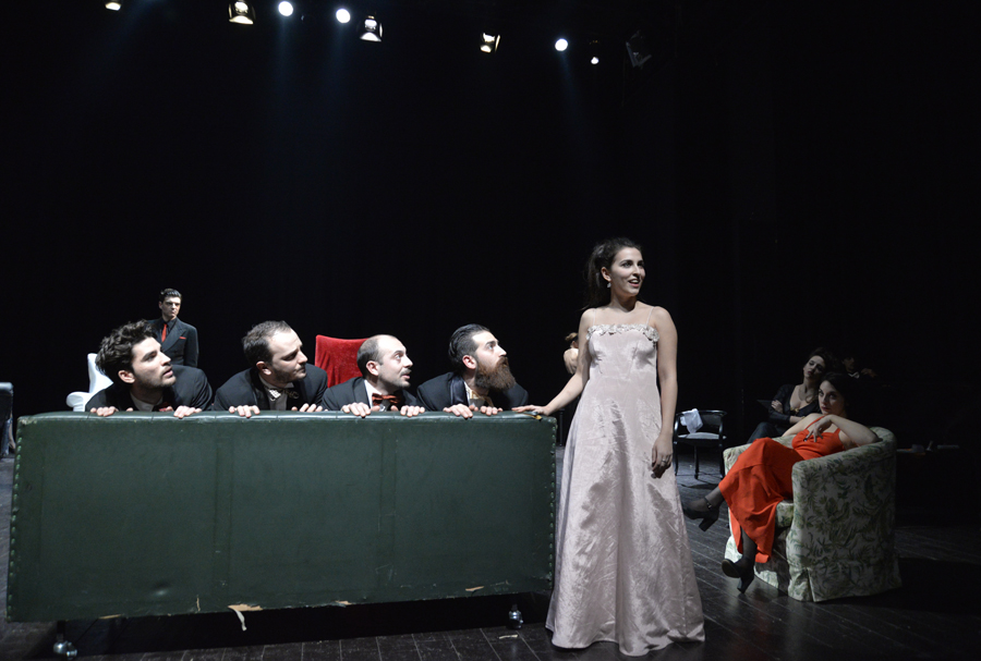 the beggar's opera casa degli artisti