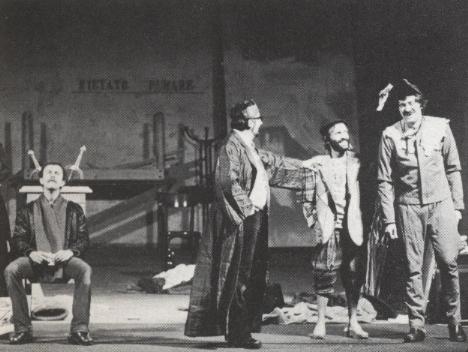 Amleto - Compagnia del Collettivo - 1979