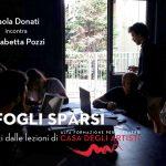 Paola Donati/Elisabetta Pozzi – appunti dalle lezioni di Casa degli Artisti