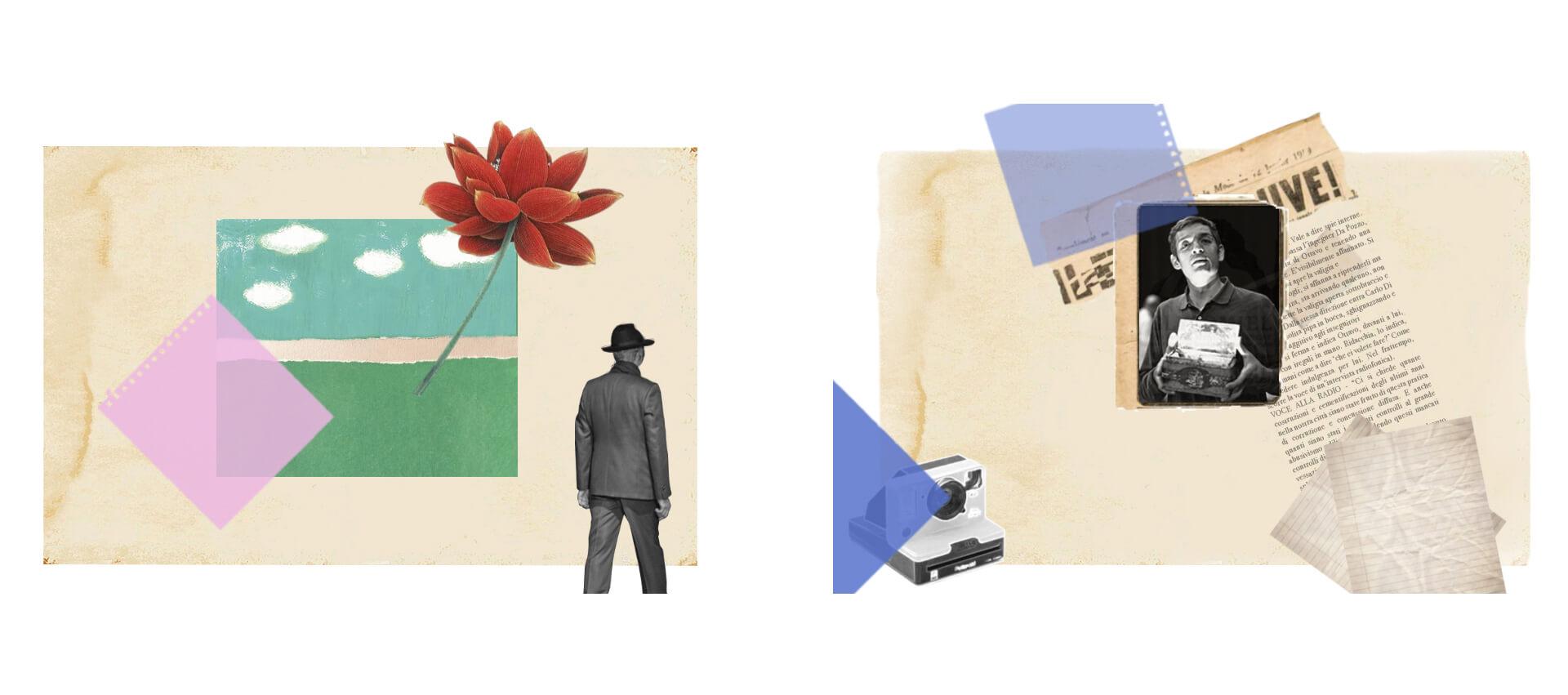 Il fiore rosso / Ottavo livello - Mezz'ore d'autore