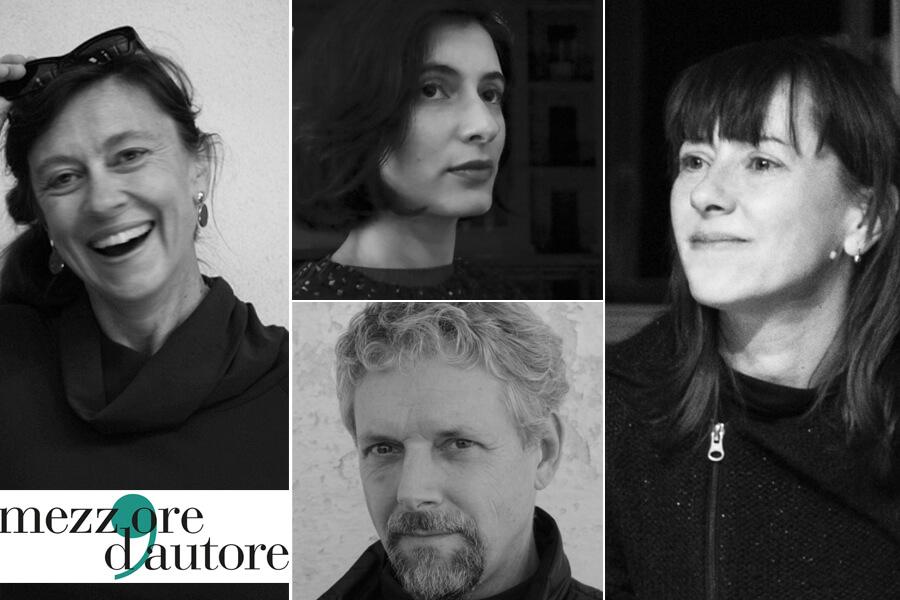 secondo incontro di approfondimento sulla drammaturgia contemporanea italiana mezz'ore d'autore