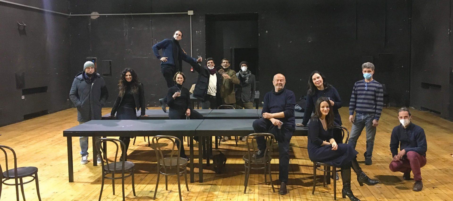 Mezz'ore d'autore - cast artistico e tecnico