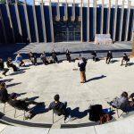 Prosegue il percorso di formazione degli allievi del corso Casa degli Artisti