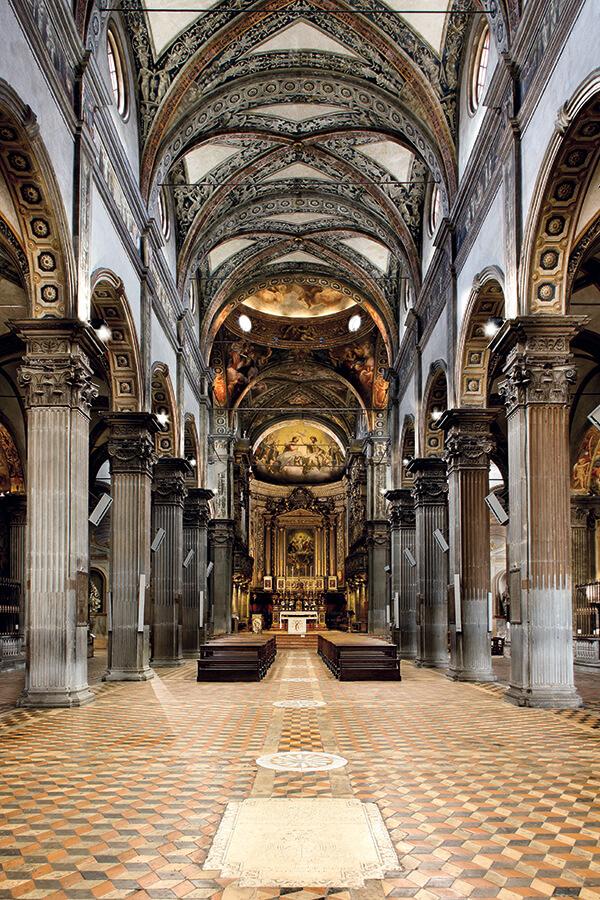 Il trionfo del tempo e del disinganno - San Giovanni