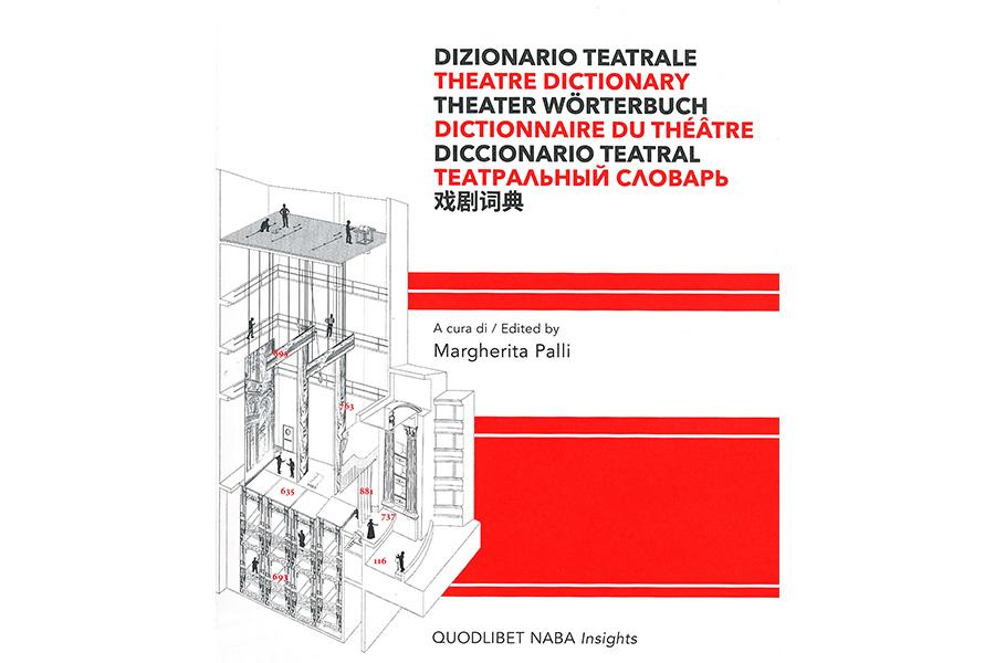 Margherita Palli presenta il Dizionario Teatrale