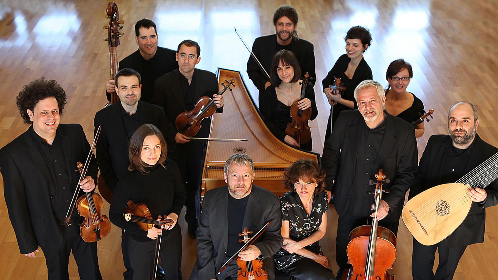 Le quattro stagioni di Antonio Vivaldi / Orchestra Europa Galante