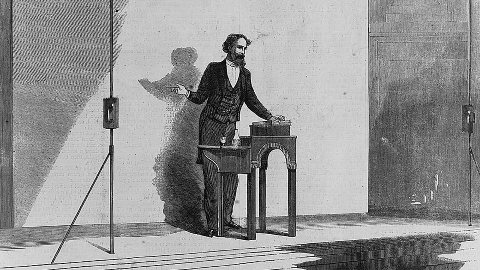 Public Readings - Charles Dickens