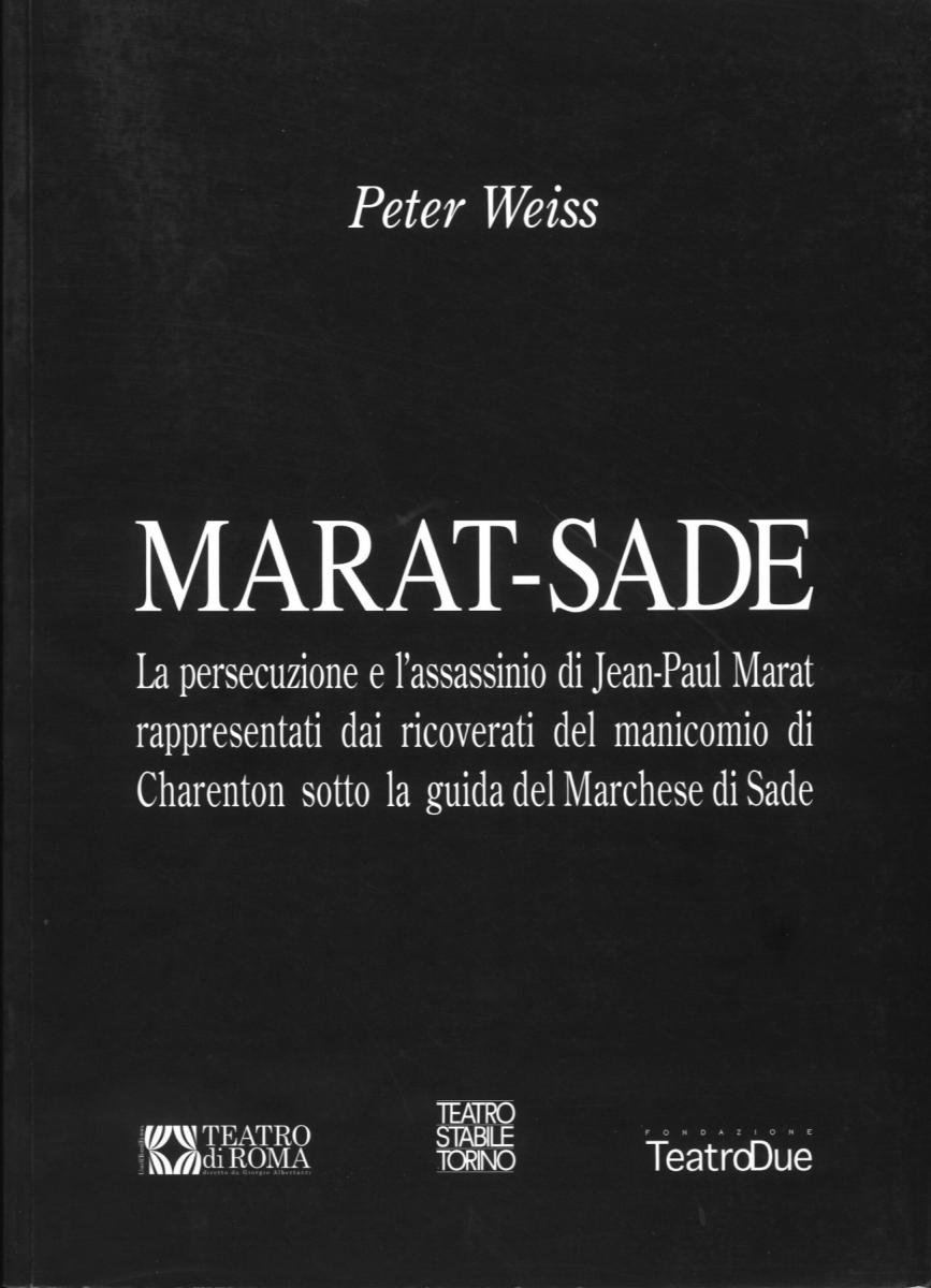 marat-sade catalogo 2004