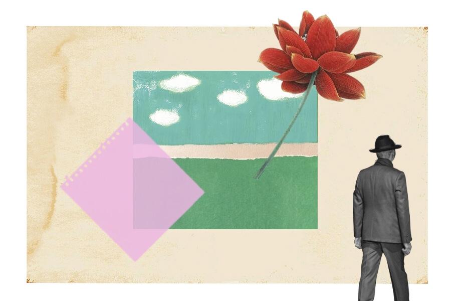 Il fiore rosso - Mezz'ore d'autore